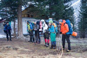 Альпинизм в Барнауле